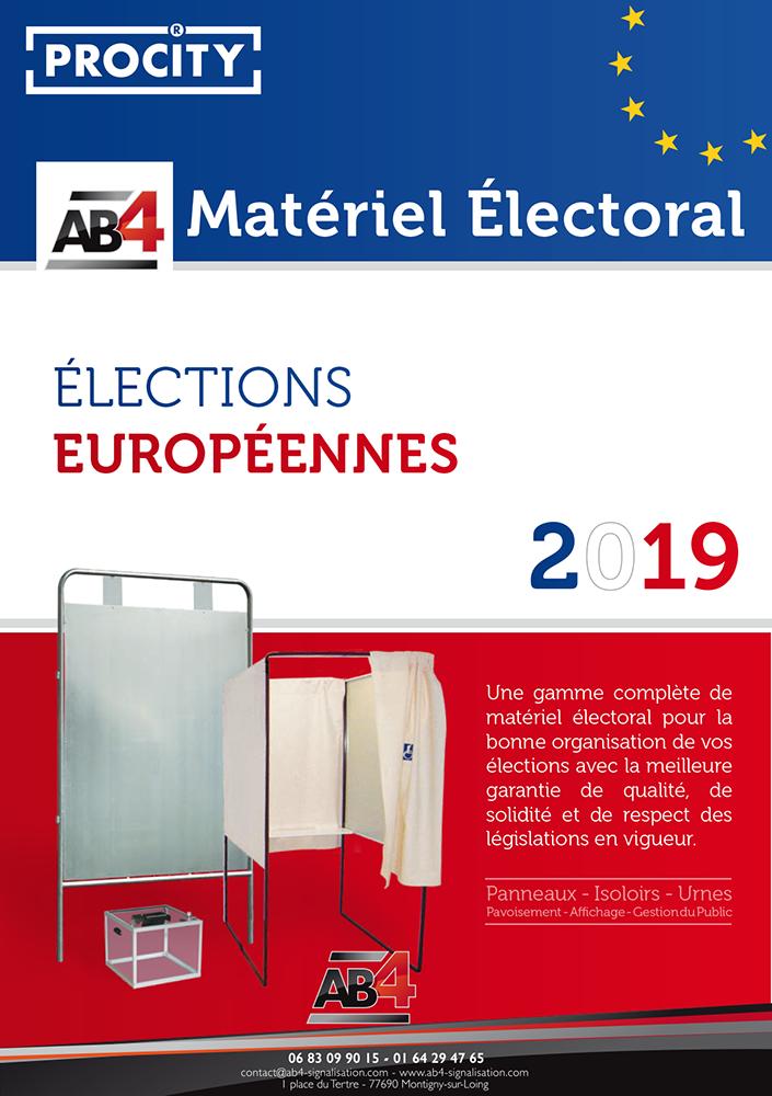 matereil electoral